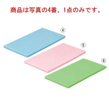 トンボ 抗菌カラーまな板 600×300×30 ブルー【まな板】【業務用まな板】