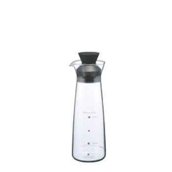 ■お得な10個セット■ドレッシングボトル K5014-BK 耐熱ガラス■お得な10個セット■【業務用】【ボトル】【保存容器】