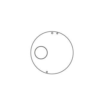ドリマックス 工場用カッターDX-1000用 φ72 輪切り投入口【代引き不可】【野菜カッター】【野菜スライサー】【スライサー】