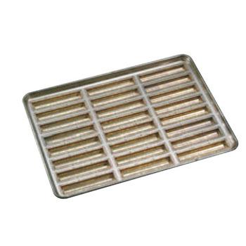 シリコン加工 ラフト型 天板(24ケ取)【業務用】【オーブン天板】