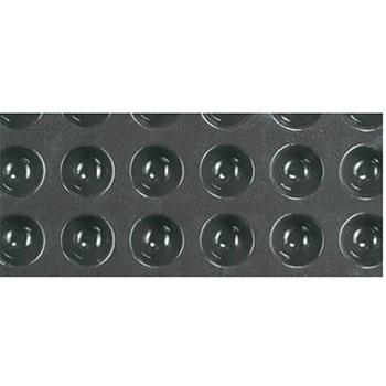 ドゥマール フレキシパン 1489 プティガトー(半球)48取【業務用】【DEMARLE】【お菓子型】