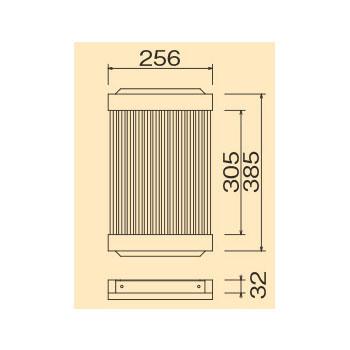 ローストクック部品 グリットバー G3S【業務用】【焼物器用】【魚焼器】