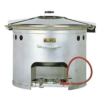 野外移動煮炊釜 GHRF-26 アルミイモノ【代引き不可】【業務用】【備蓄用品】【災害用】
