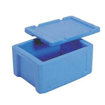 サンコー サンコールドボックス #15 ブルー【業務用】【保温コンテナ】【保冷コンテナ】