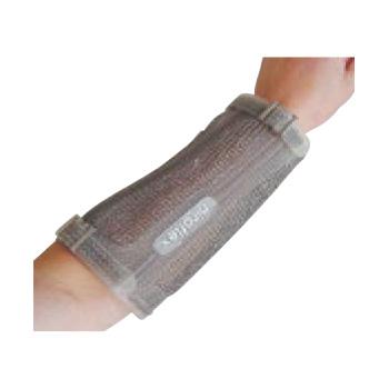 ニロフレックス メッシュ腕カバー(1枚)L ステンレス【アームカバー】【腕カバー】【保護カバー】