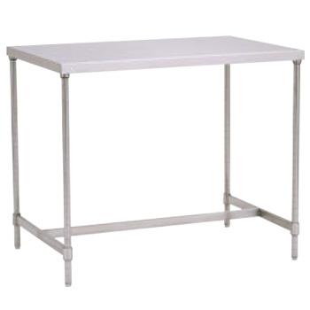 作業台(ステンレスワークテーブル)SWT1-412【代引き不可】【作業台】【ステンレス作業台】【テーブル】