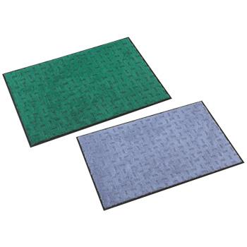 エコ レインマット 900×1500 グリーン MR0261461【フロアマット】【玄関マット】【フロアーマット】