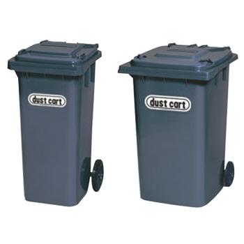ダストカート KT-240【代引き不可】【ゴミ箱】【ダストボックス】【ごみ箱】