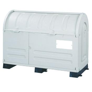 エコランド ステーションボックス 固定台付 #800B【代引き不可】【ゴミステーション】【ごみ箱】