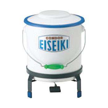 衛生器 20L スチールホーロー仕上げ【ゴミ箱】【ダストボックス】【ごみ箱】