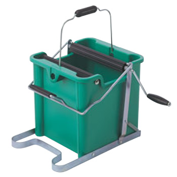 EBM-19-2249-07-001 最新アイテム モップ絞り器 B型 期間限定 ハンドル付 掃除道具 清掃用品 CE4414000 モップ