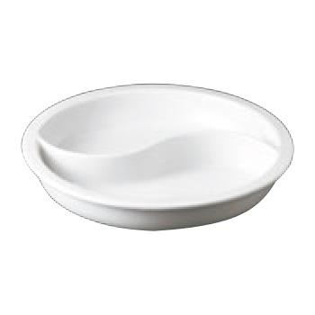 スマートチューフィング専用陶器 L 1/2 11205【バンケットウォーマー】