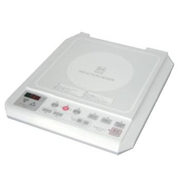 ドリテック IH 電磁調理器 DI-103WT【IH調理器】【料理道具】