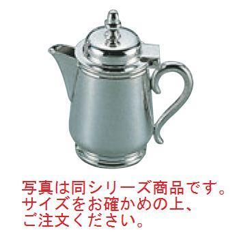 H 洋白 東型 ミルクポット 2人用 三種メッキ【ミルクポット】