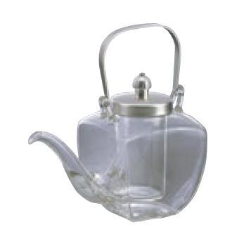 角 ちろり(氷用ナカゴ付)銀ソフト 154-SLF【酒器】