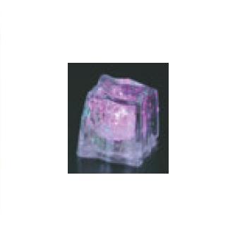 光る氷 ライトキューブ・オリジナル(24入)ピンク【保冷材】