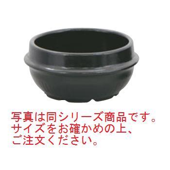 ■お得な10個セット■耐熱陶器 チゲ鍋(黒仕上げ)19cm■お得な10個セット■【韓国料理】