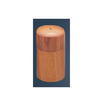 ■お得な10個セット■ウッドイン 筒型 塩入れ(1ツ穴)ナチュラル(15216)■お得な10個セット■【調味料入れ】