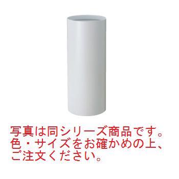 EBM 丸 カラーダストボックス MCR-300D ホワイト【灰皿】【スタンド灰皿】【ロビー用品】