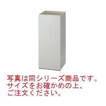 EBM 角 カラーダストボックス MCK-250D ホワイト【灰皿】【スタンド灰皿】【ロビー用品】