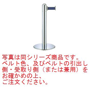 フロアガイドポール GY312 B レッド H930【パーテーション】【ガイドポール】