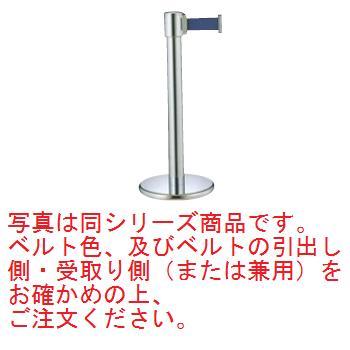 フロアガイドポール GY412 B レッド H900【パーテーション】【ガイドポール】
