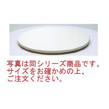 (EBM-18-1737-05-001) ターンテーブル(メラミン化粧板・ソフトエッジ巻)TT-750【ターンテーブル】