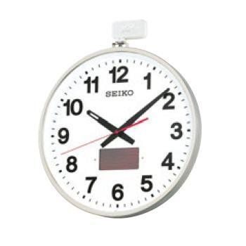 セイコー 掛時計 ソーラー電波 屋外用クロック SF211S【代引き不可】【掛け時計】【電波時計】【時計】