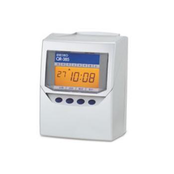 セイコー タイムレコーダー QR-395【代引き不可】【勤怠管理】【事務用品】