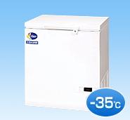【代引き不可】【低温-35℃】ダイレイ 冷凍ストッカー (180L) D-201D【フリーザー】【冷凍ストッカー】