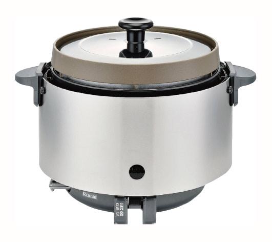 ガス炊飯器 RR-S20SF(A) LP (涼厨) リンナイ (内釜フッ素仕様)【代引き不可】