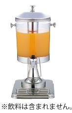 ジュースディスペンサー(1連) 6L 10401-2【ドリンクバー】【バイキング】【ビュッフェ】【業務用厨房機器厨房用品専門店】