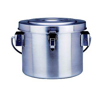 18-8 高性能保温食缶 シャトルドラム GBC-04【給食用スープ入れ】【ステンレス】【給食缶】【業務用厨房機器厨房用品専門店】