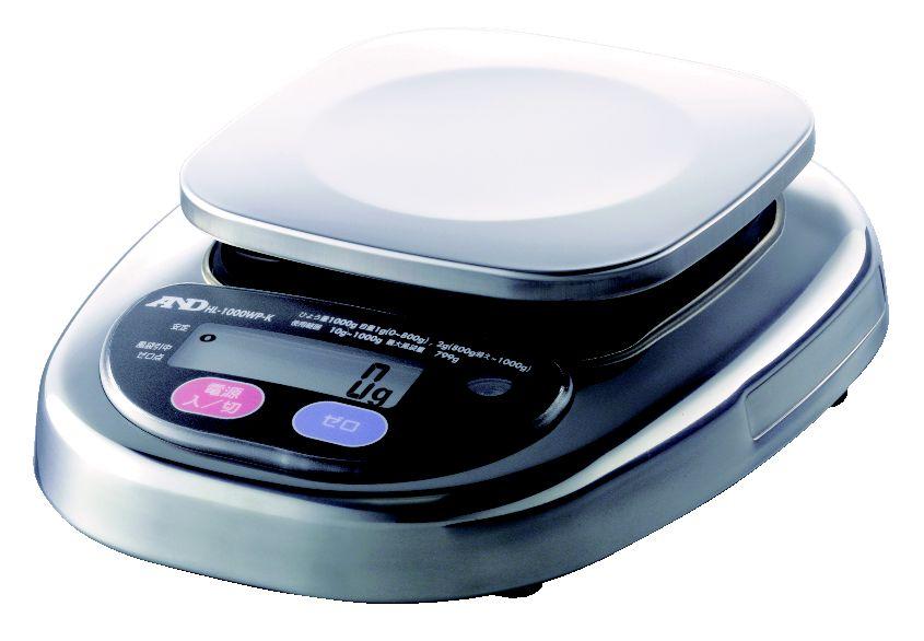 A&D デジタル防水 はかり HL-3000WP【はかり】【デジタルはかり】【量り】【秤】【スケール】【業務用厨房機器厨房用品専門店】