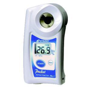 PAL-1 ポケット糖度・濃度計【糖度計】【濃度計】【ATAGO】【アタゴ】【デジタル計測】【業務用】【業務用厨房機器厨房用品専門店】