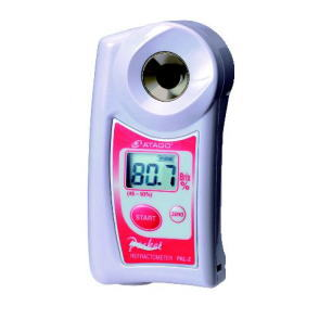 PAL-2 ポケット糖度・濃度計【糖度計】【濃度計】【ATAGO】【アタゴ】【デジタル計測】【業務用】【業務用厨房機器厨房用品専門店】