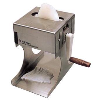 イカソーメン カッター HS-550H3.5【代引き不可】【業務用厨房機器厨房用品専門店】
