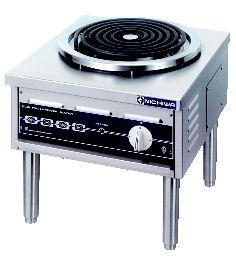電気ローレンジ ELR-5S【代引き不可】【電気コンロ】【業務用厨房機器厨房用品専門店】