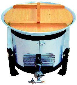 移動かまど EG600【代引き不可】【防災鍋 防災かまど】【ダイワ】【業務用厨房機器厨房用品専門店】