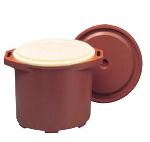 プラスチック保温食缶 みそ汁用 DF-M1(大)【サーモス】【保温器】【業務用厨房機器厨房用品専門店】
