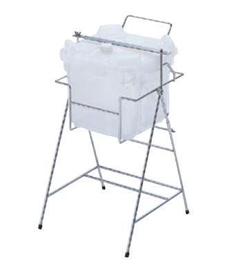 ステンレス缶 スタンドバック インコンテナー用 SK-14【代引き不可】【業務用厨房機器厨房用品専門店】