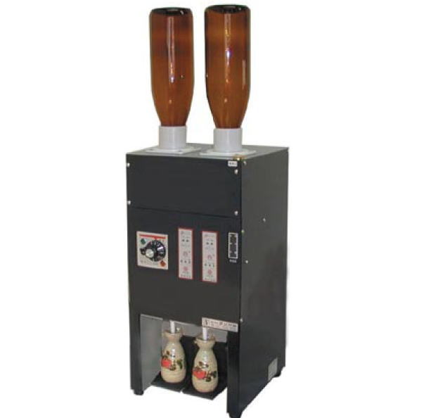 電気式 酒燗器 RE-2( 2本立て)【お燗】【酒燗器】【熱燗】【上燗】【ぬる燗】【人肌燗】【業務用厨房機器厨房用品専門店】