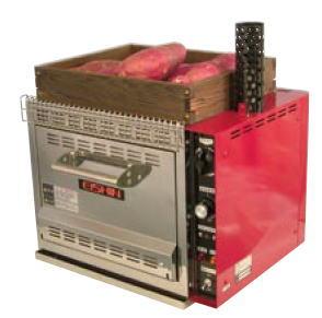 電気焼きいも機 YG-20R【代引き不可】【【業務用厨房機器厨房用品専門店】【石焼いも機 イモ焼 石焼きイモ 芋】【エイシン】