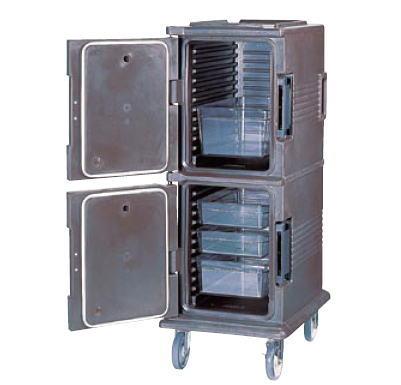 ダークブラウン【代引き不可】【CAMBRO】【キャンブロ】【フードパントリー】【業務用厨房機器厨房用品専門店】 UPC800 カムカート (フードパン用)