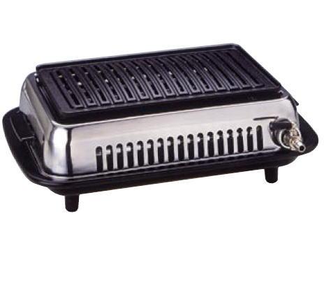 高級焼肉器 Y-37Bつどい (ガス種:プロパン) LP【焼き肉】【焼肉】【コンロ】【こんろ】【ガスコンロ】【卓上コンロ】【焼肉コンロ】【焼物器】【ロースター】【業務用厨房機器厨房用品専門店】