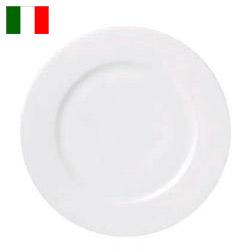■お得な10個セット■3300-0004 20cmデザート皿【食器】【impero】【インペロ】【料理皿】【洋食器】【ビストロ】【平皿】【白い皿】【ケーキ皿】【業務用厨房機器厨房用品専門店】■お得な10個セット■