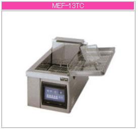 マルゼン 電気式 電気フライヤー MEF-13TC【代引き不可】【業務用 フライヤー】【フライヤー電気】【揚げ物】