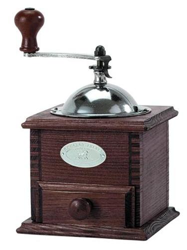 プジョー ノスタルジー コーヒーミル 21cm 茶木ドーム 841_1【peugeot】【プジョー】【ノスタルジー】【コーヒーミル】【業務用厨房機器厨房用品専門店】