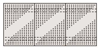 ステンレスパンチングウォールシステム PO-603LSU4【代引き不可】