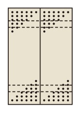 パンチングウォールシステム PO-302LN【代引き不可】